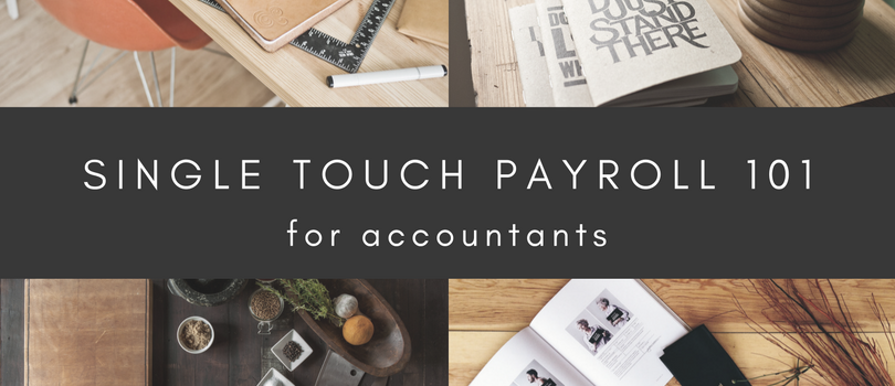 Single Touch Payroll and your accounting practice
