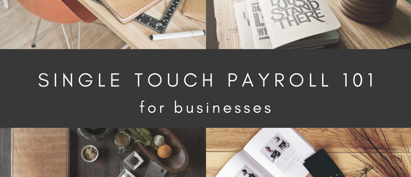 What you need to know about Single Touch Payroll